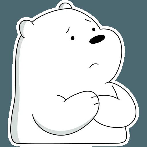 Ice Bear - Sticker 16