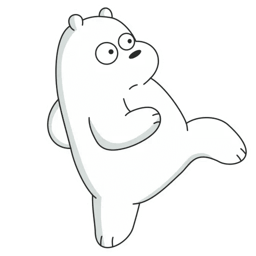 Ice Bear - Sticker 29