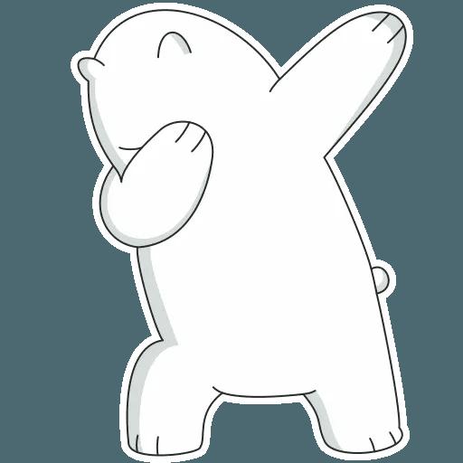 Ice Bear - Sticker 22