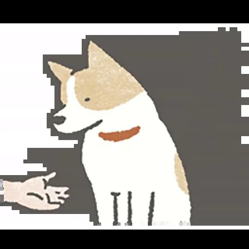 Lazy dog 1 - Sticker 14