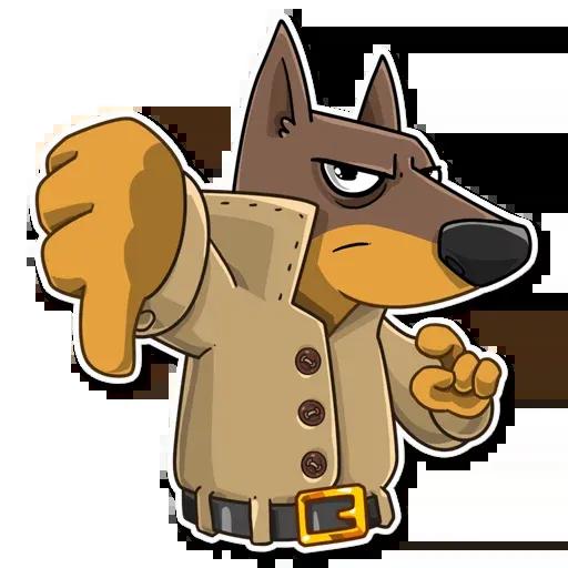 Spy Dog - Sticker 28