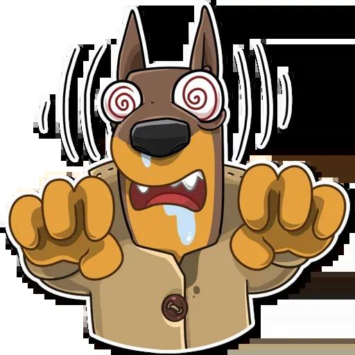 Spy Dog - Sticker 27