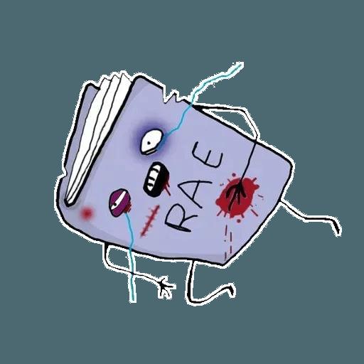 Losmims - Sticker 10
