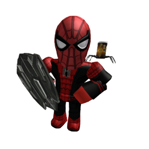 Roblox spider-man - Sticker 12