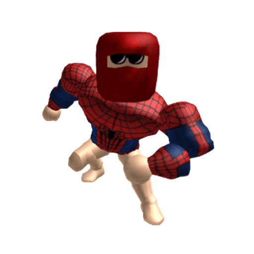 Roblox spider-man - Sticker 5