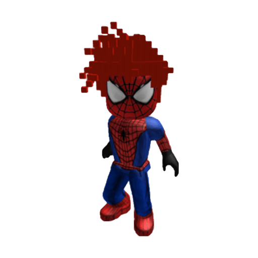 Roblox spider-man - Sticker 1