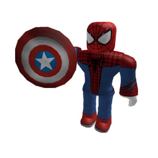 Roblox spider-man - Sticker 11