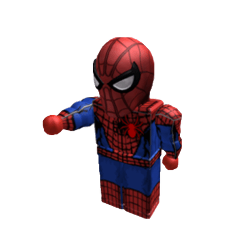 Roblox spider-man - Sticker 4