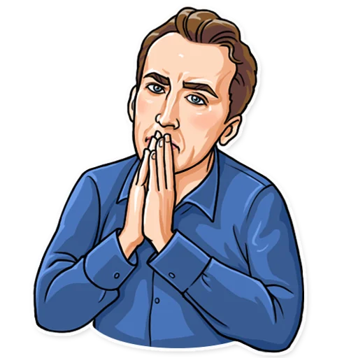 Nicolas Cage - Sticker 7