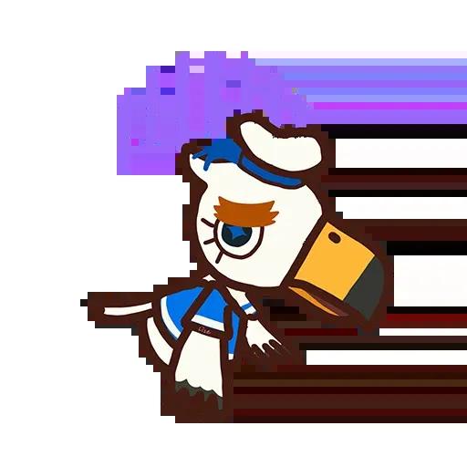 Animal Crossing - Sticker 7