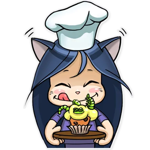 Kitty The Witch - Sticker 13