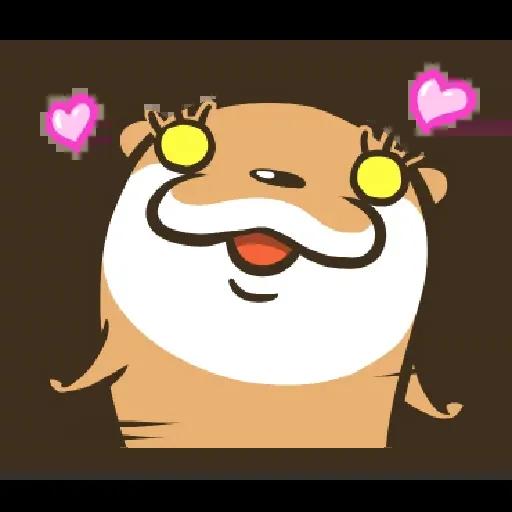 Otter Kotsumetti3.2 - Sticker 9