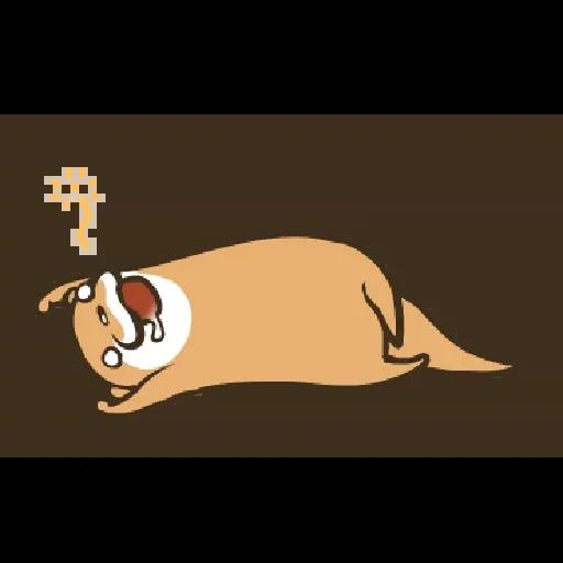 Otter Kotsumetti3.2 - Sticker 20