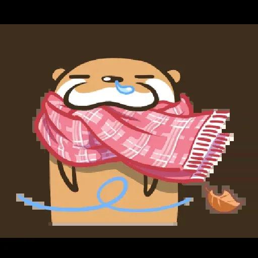 Otter Kotsumetti3.2 - Sticker 11