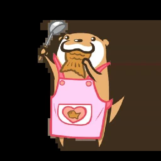 Otter Kotsumetti3.2 - Sticker 14