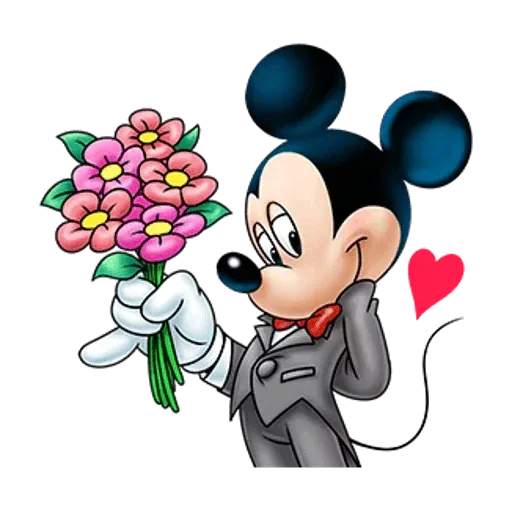 Mickey - Sticker 20