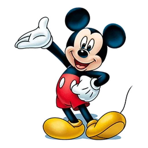 Mickey - Sticker 22