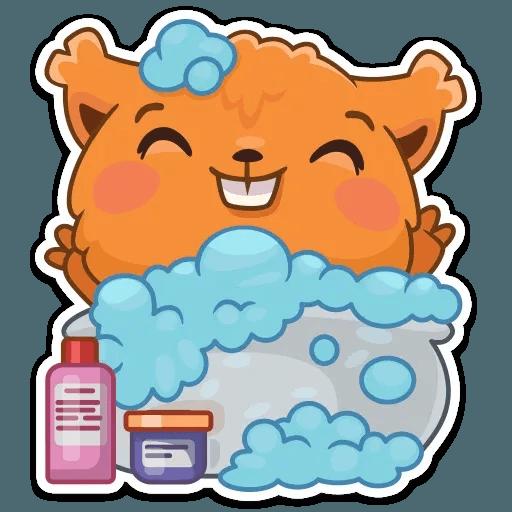 Декстер белка - Sticker 25