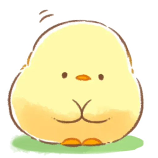 chick pio (N)(First pack) - Sticker 14