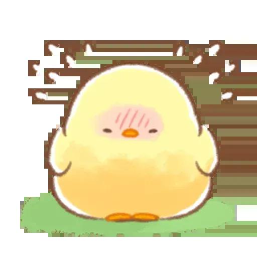 chick pio (N)(First pack) - Sticker 23