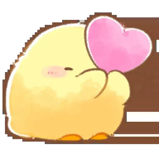 chick pio (N)(First pack) - Sticker 29