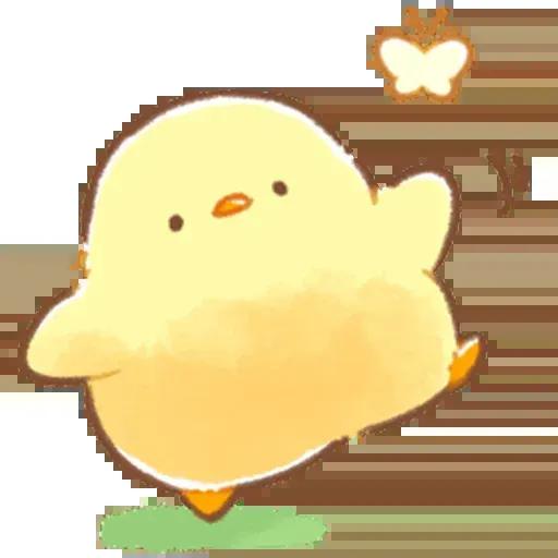 chick pio (N)(First pack) - Sticker 28