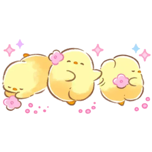 chick pio (N)(First pack) - Sticker 26
