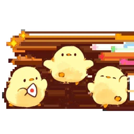 chick pio (N)(First pack) - Sticker 30