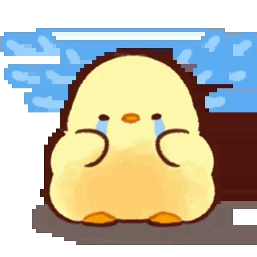 chick pio (N)(First pack) - Sticker 18