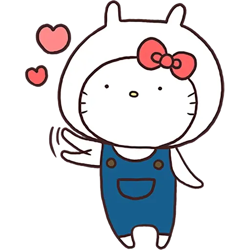 KT x Usamaru - Sticker 24