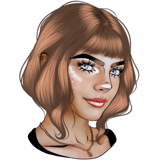 YouTube Beauty Community - Sticker 15