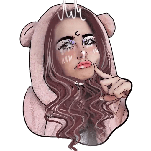 YouTube Beauty Community - Sticker 20