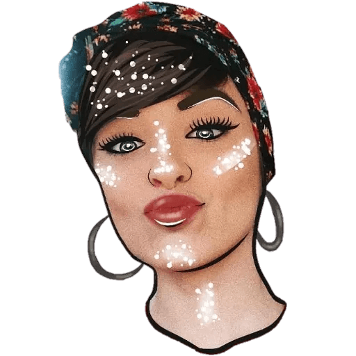 YouTube Beauty Community - Sticker 14