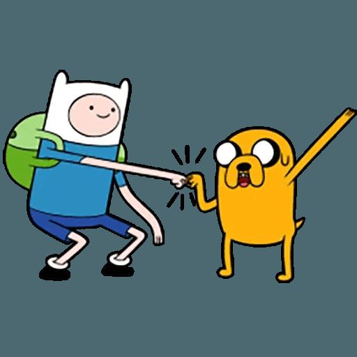 Adventure Time - Sticker 23