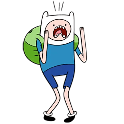 Adventure Time - Sticker 12
