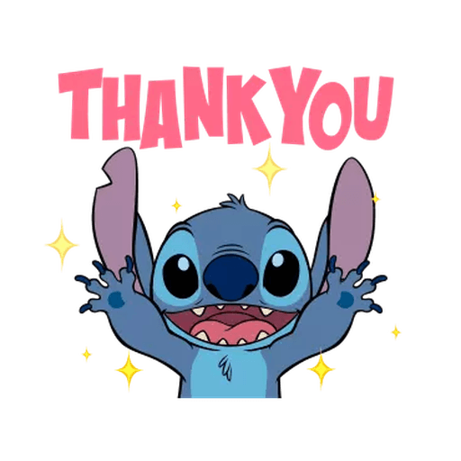 Stitch - Sticker 5