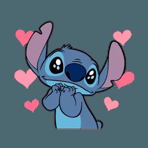 Stitch - Sticker 4