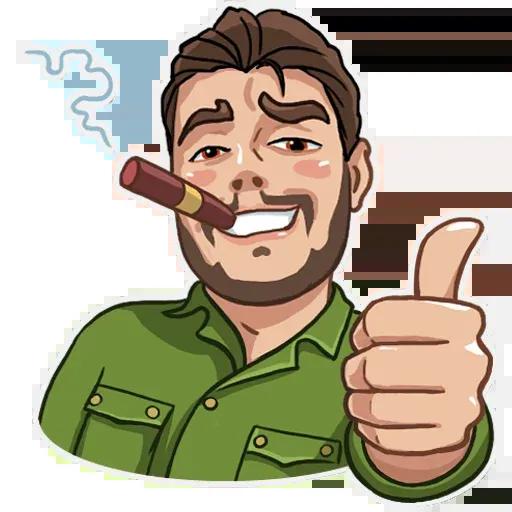 Che Guevara - Sticker 3