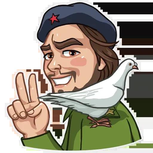 Che Guevara - Sticker 22