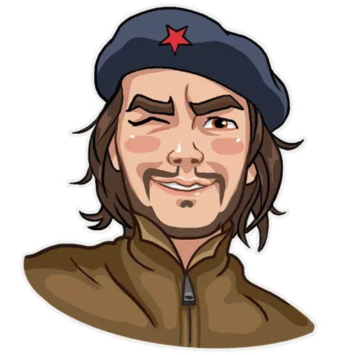 Che Guevara - Sticker 16