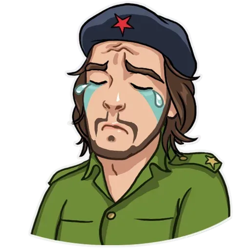 Che Guevara - Sticker 23
