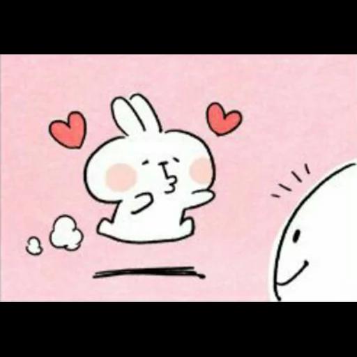 Spoiled rabbit 🐰  - Sticker 10