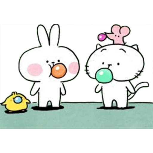 Spoiled rabbit 🐰  - Sticker 12