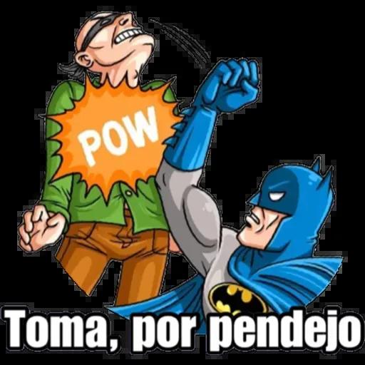 Batman - Sticker 6