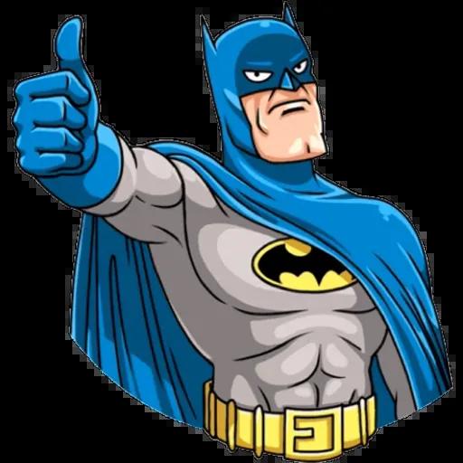 Batman - Tray Sticker