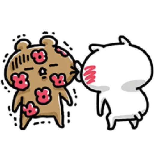Cat love - Sticker 27