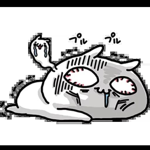 Cat love - Sticker 18