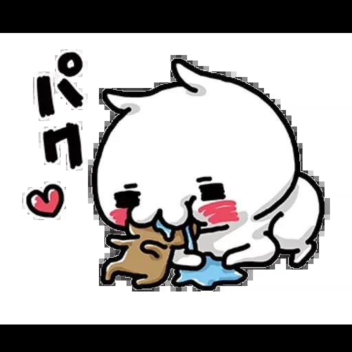 Cat love - Sticker 24