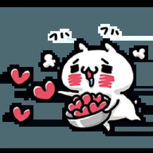 Cat love - Sticker 28