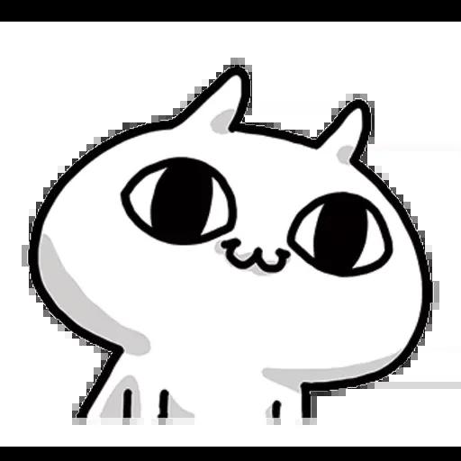 Cat love - Sticker 20